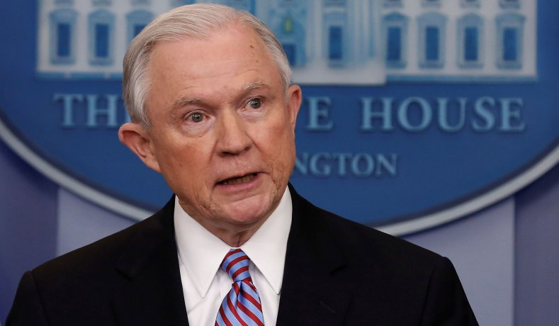 Jeff Sessions Restores the Rule of Law