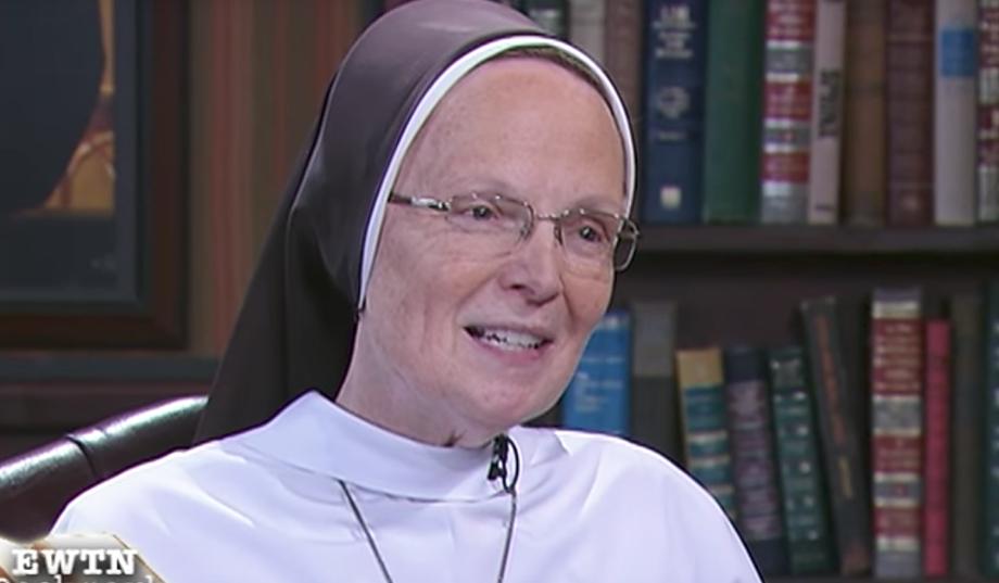 Sister Joseph Andrew (EWTN Via YouTube) ...