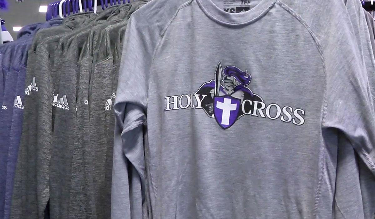 c2ed7f01 Holy Cross Crusader Mascot Is Worth Saving | National Review