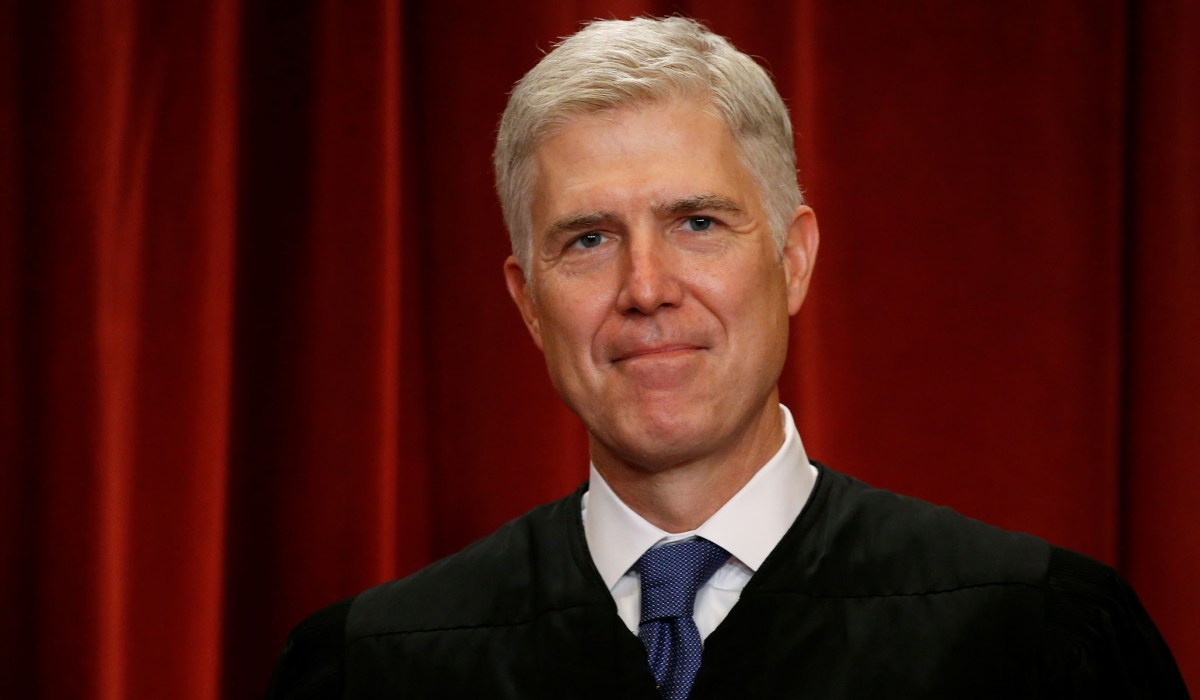 Gorsuch Strikes a Blow against the Administrative State