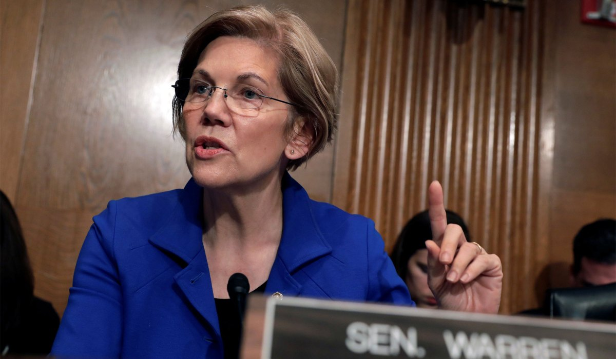 'Real Indian' Senate Candidate Sues After City Orders Removal of Signs Calling Elizabeth Warren a 'Fake Indian' | National Review