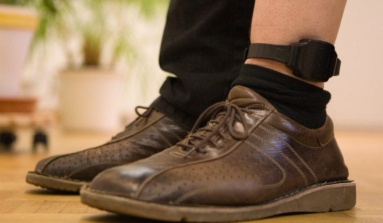 electronic monitoring reduces recidivism