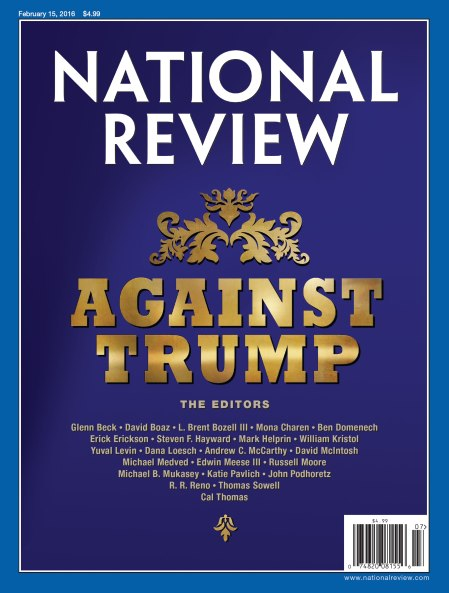 National Review Magazine February 15, 2016, Issue