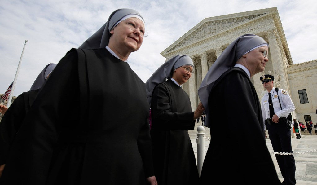 Some Nun Sense