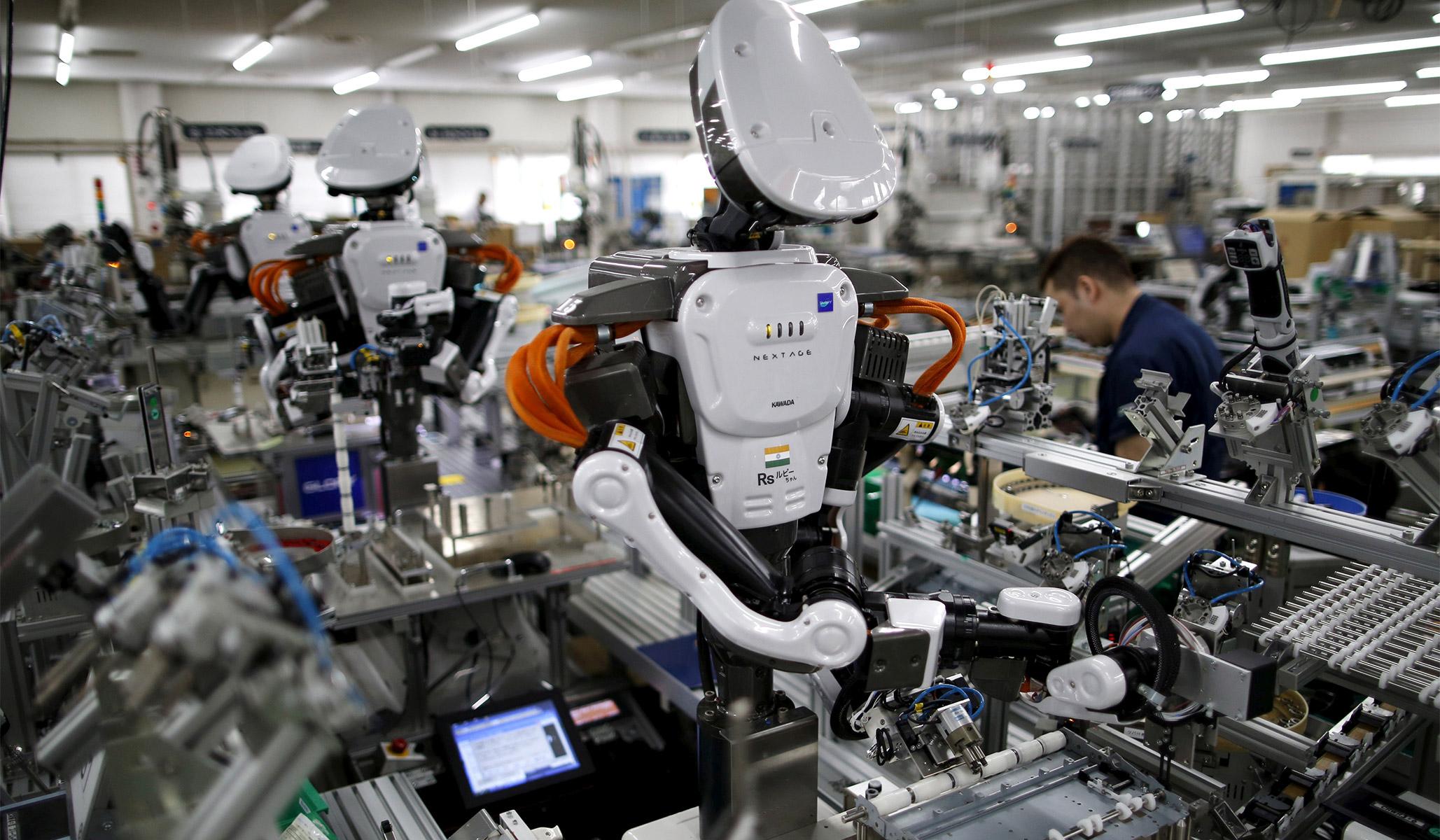 Japanin Sex robotit