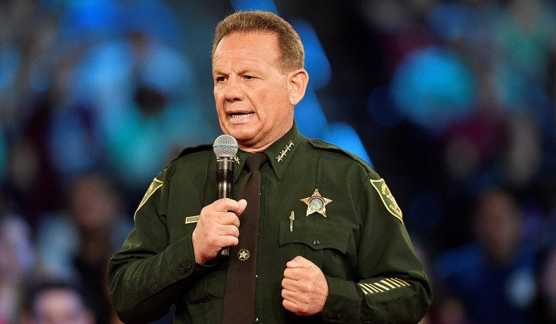 Broward Sheriff Ousted after Parkland Massacre Will Run to Reclaim Job
