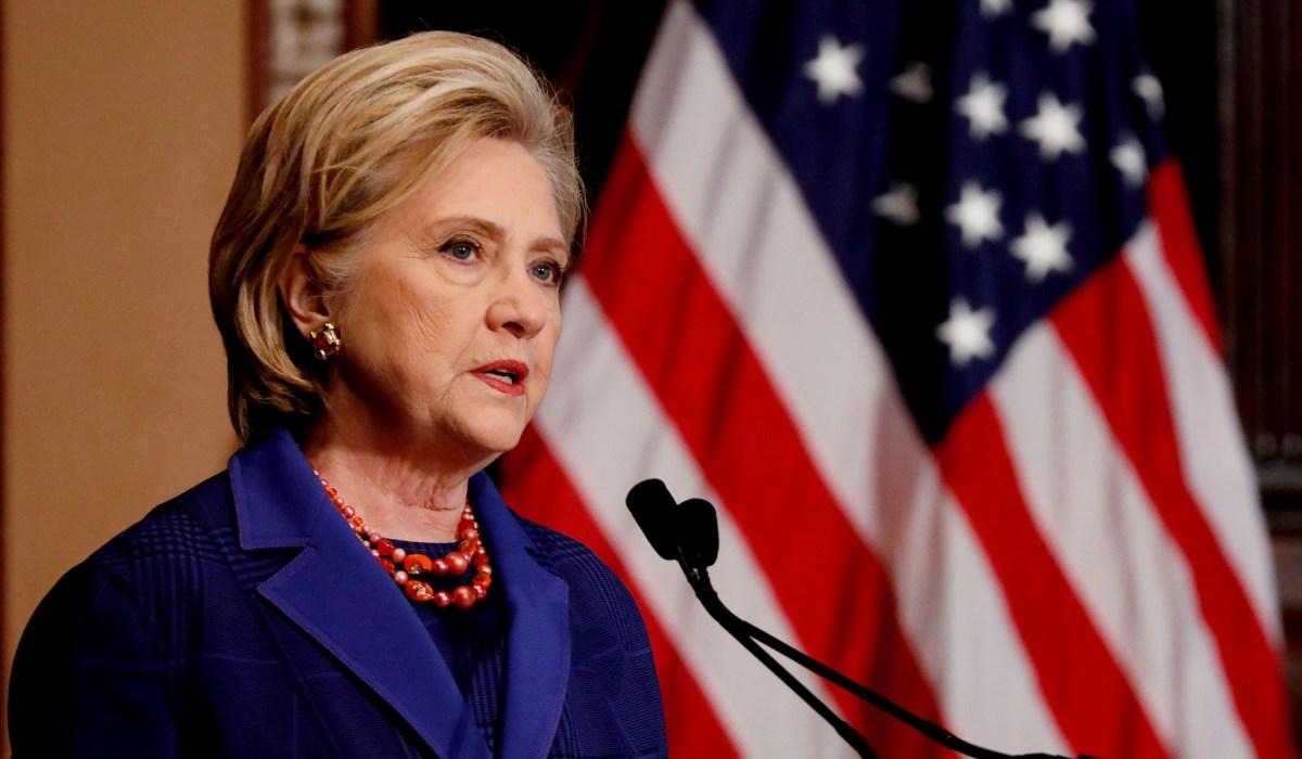 photo image Hillary's Bitter Clinging