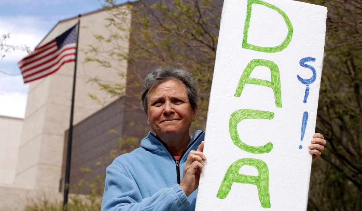 Biden will appeal a court order on DACA