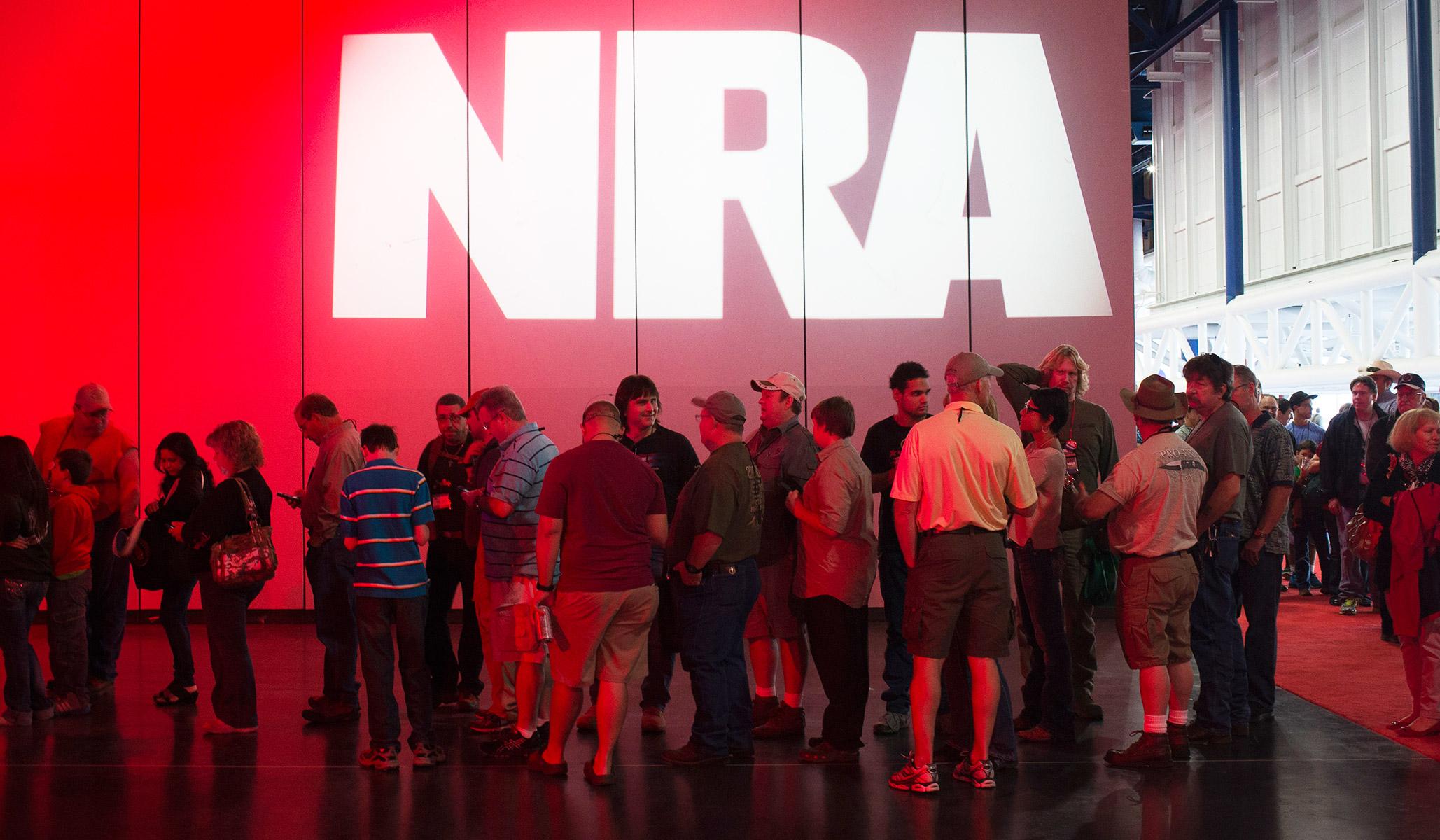 San Francisco Board of Supervisors: NRA a 'Domestic