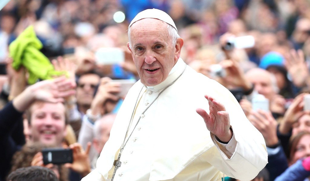 Pope Condemns Family Separation at the Border