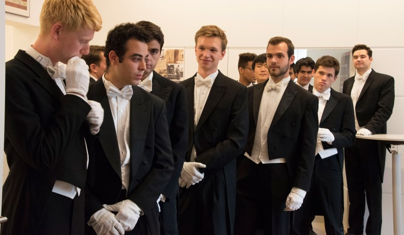 Whiffenpoofs, Yale's All-Male A Cappella Group, Goes Co-ed