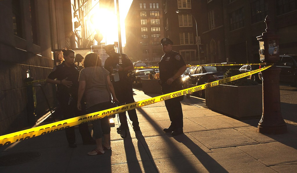 Shootings Rise in NYC, Perps Set Free Due to Court Backlog