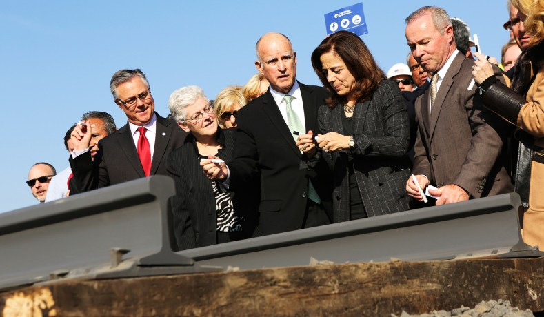 High-Speed-Rail Projects Face Mounting Skepticism