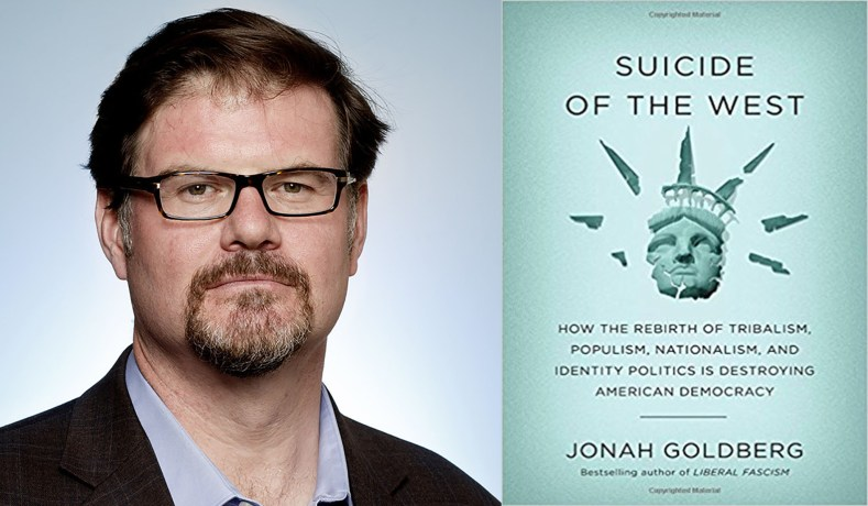 Image result for jonah goldberg suicide