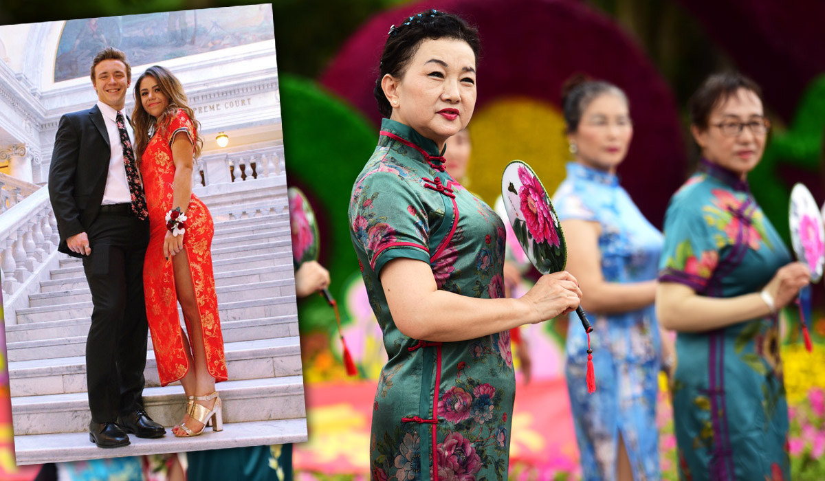 Chinese Prom Dress Cultural Appropriation Controversy