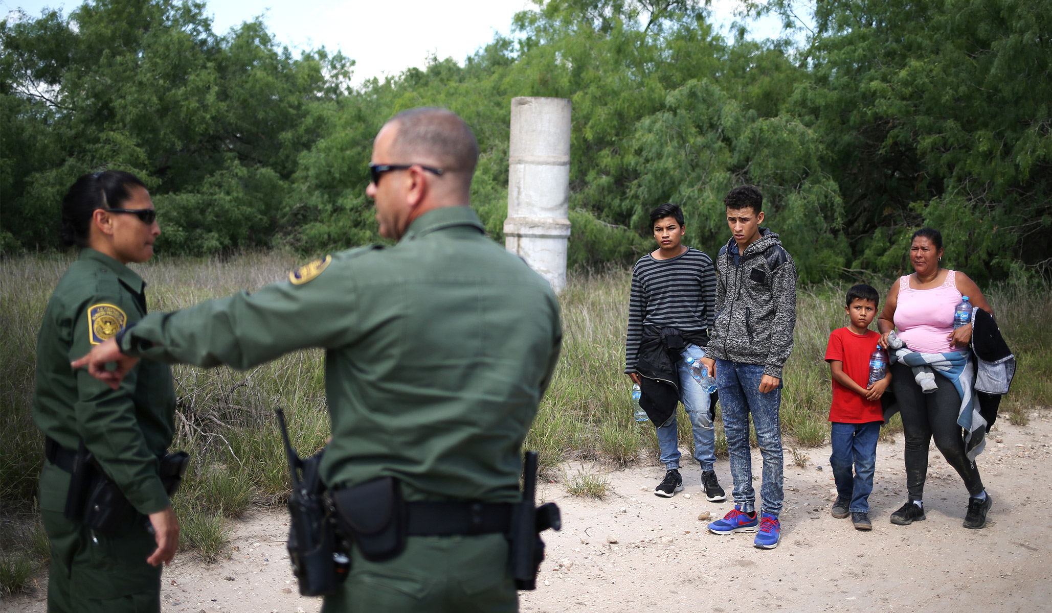 d1803ee5c67 Separating Kids at Border: The Truth   National Review