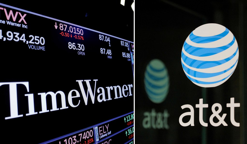 photo image Judge Approves AT&T's $85 Billion Acquisition of Time Warner