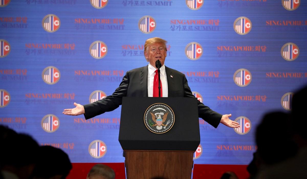 photo image Trump's North Korean Policy Is Succeeding