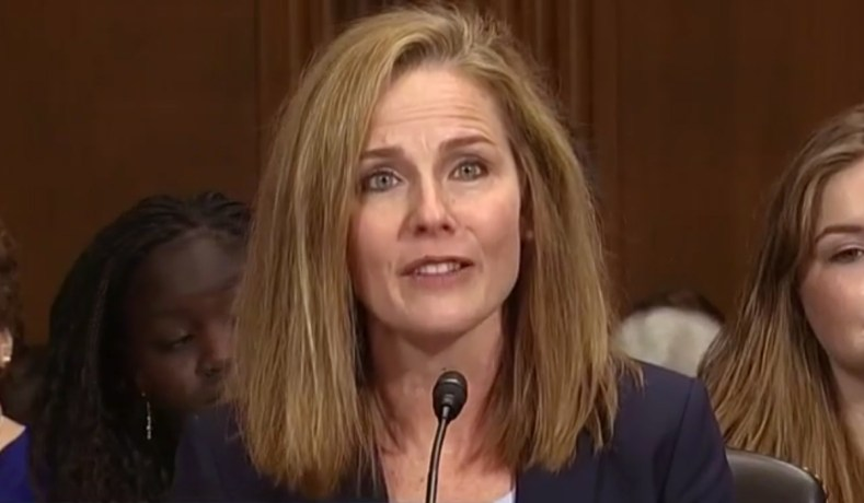 Amy Coney Barrett Strikes a Blow against Campus Kangaroo Courts