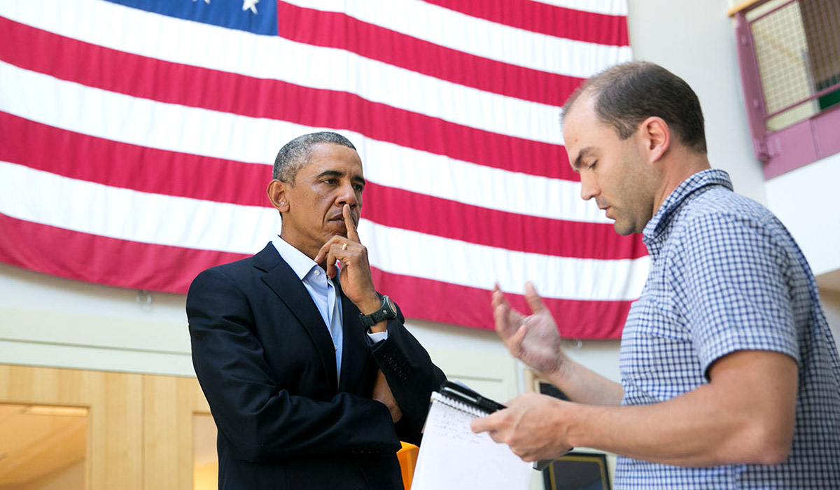Ben Rhodes The World As It Is Obamas Reaction To Trump Revealing