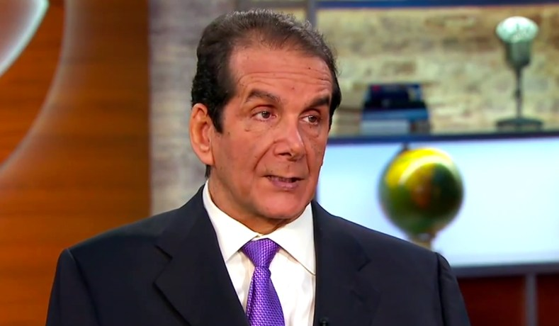 Image result for krauthammer