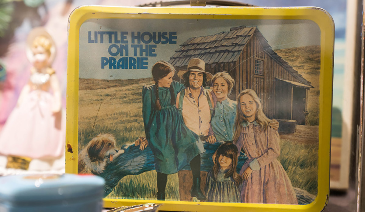 Episode 40: Little House On The Prairie By Laura Ingalls Wilder