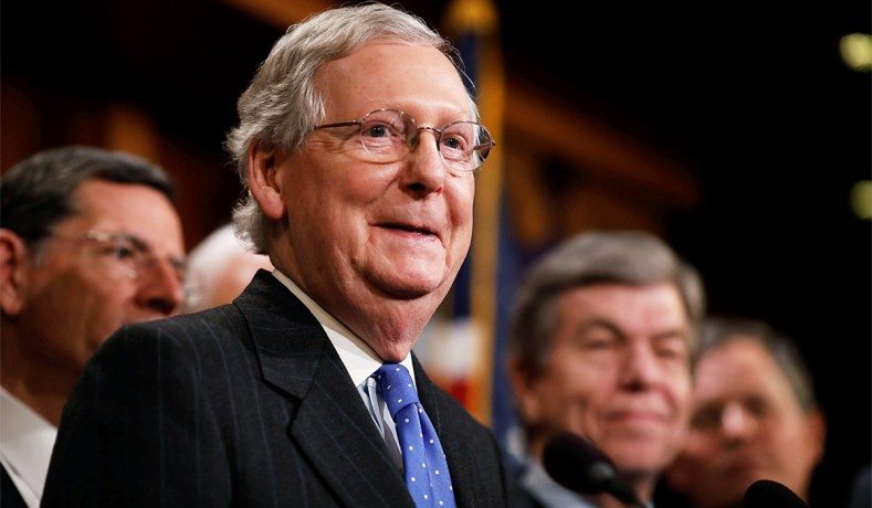 Twitter Unlocks McConnell Campaign Account after GOP Groups Pull Ads