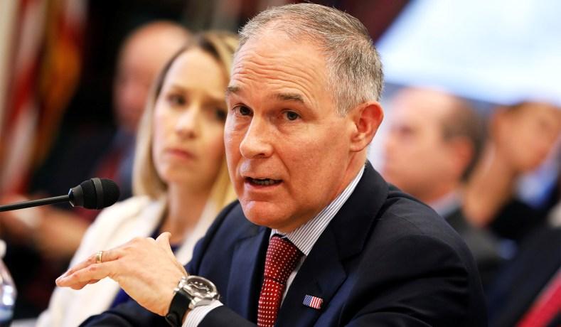 EPA Administrator Scott Pruitt Resigns amid Ethics ...