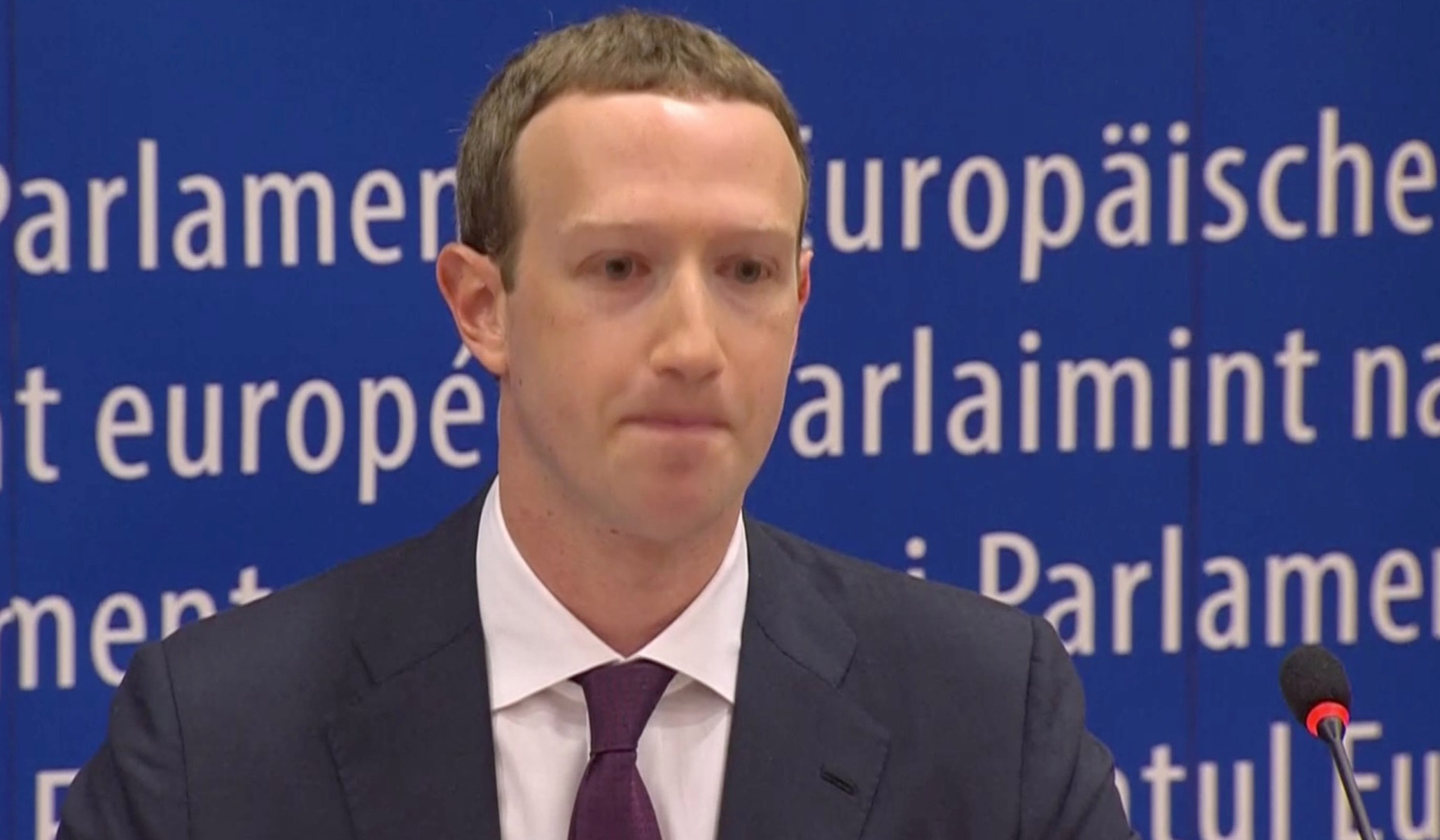 Mark Zuckerberg Takes a Surprising Stand for Freedom