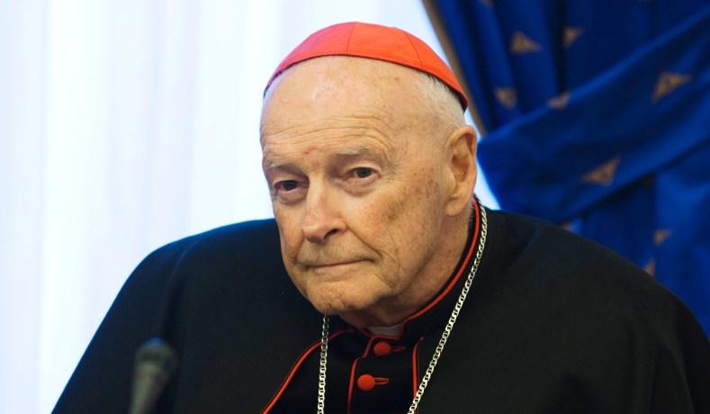 Cardinal Mccarrick Catholic Sex Abuse No Biological Solution