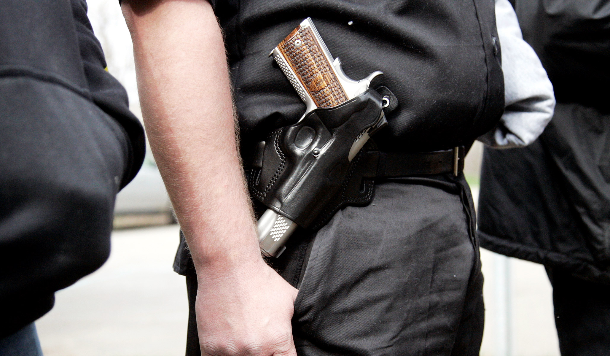 Openly Carry Case Appeals Court Affirms Constitutional Right