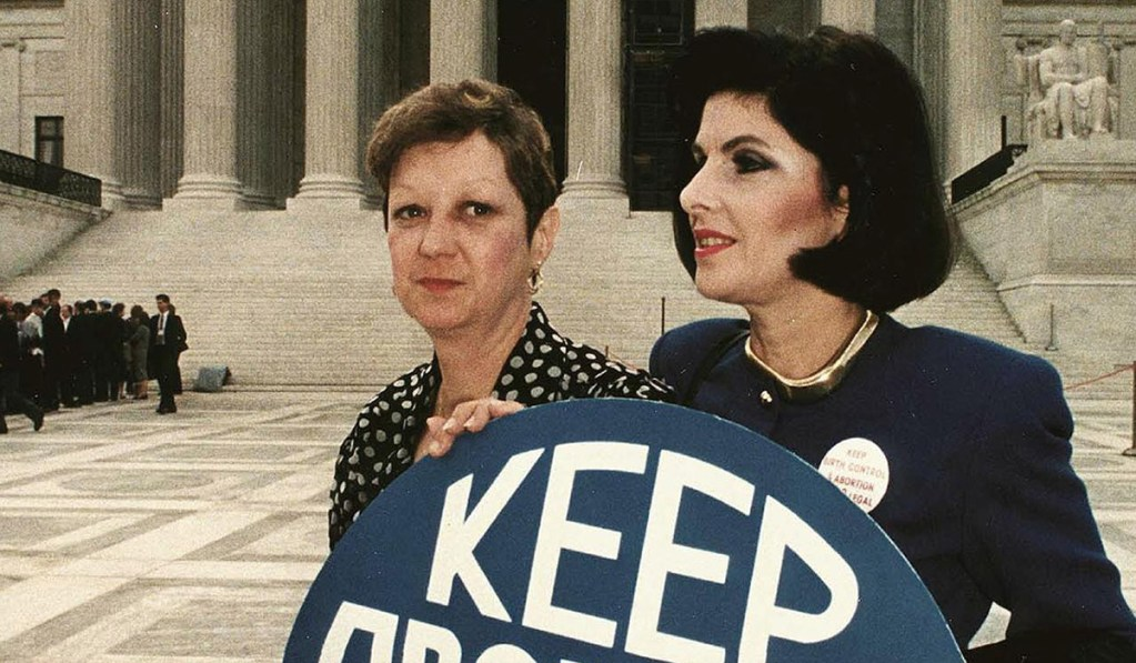 The Pro-Life Cause Doesn't Rest on Jane Roe's Shoulders