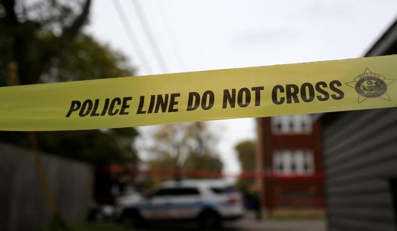 Immigration & Customs Enforcement: Man Shoots at Building