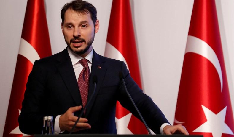 Turkish Finance Minister: U S  Tariffs Could Encourage