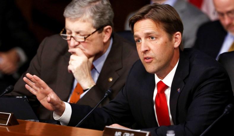 Sasse Warns Trump That National Emergency Could Set Dangerous Precedent