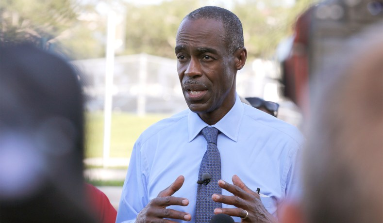 Broward School Superintendent Says 'No Hiccups' After Worker
