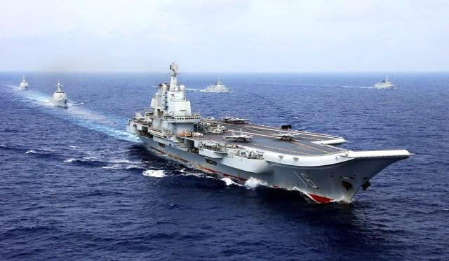 China's Maritime Strategic Challenge