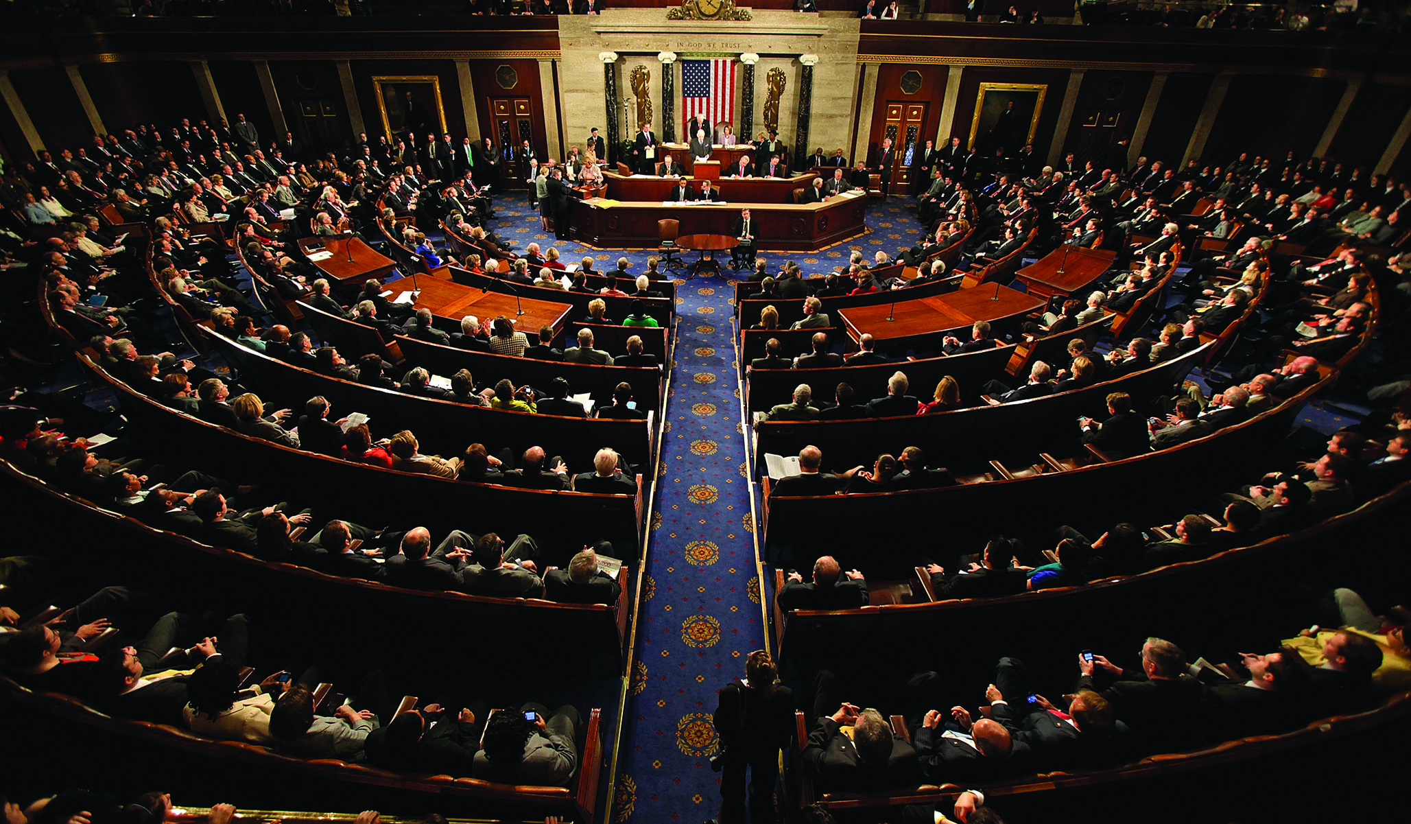 The Race for Control of the House Narrows . . . Narrowly
