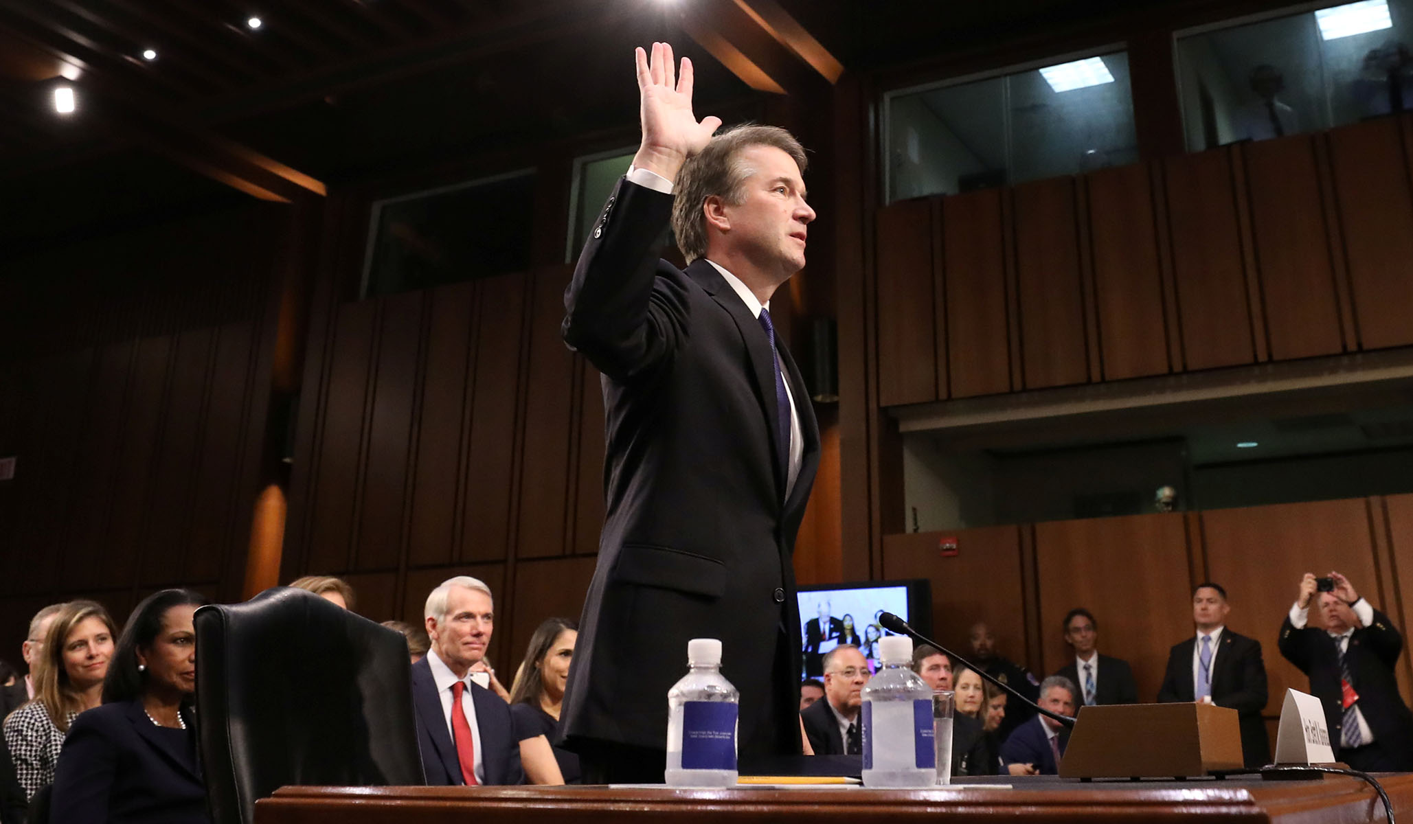 nationalreview.com - David French - Brett Kavanaugh Sex-Assault Allegation: Christine Blasey Ford Must Agree to Testify