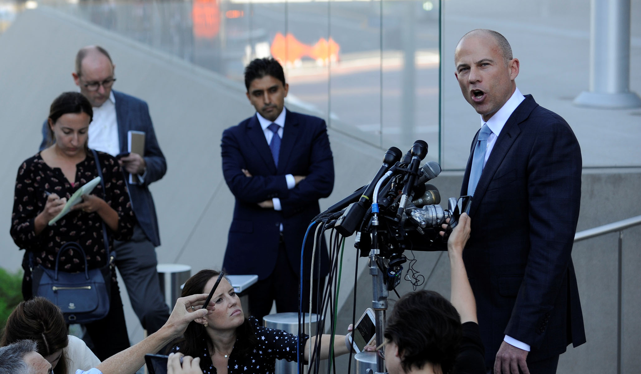 Seven Questions About the Avenatti/Swetnick Story | National Review