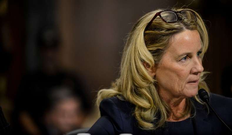 Image result for christine ford defiance