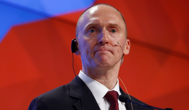 FISA Court Blacklists FBI Agents Involved in Surveilling Carter Page | National Review