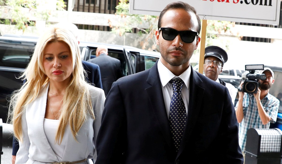 George Papadopoulos Sentenced to 14 Days in Jail for Lying ...