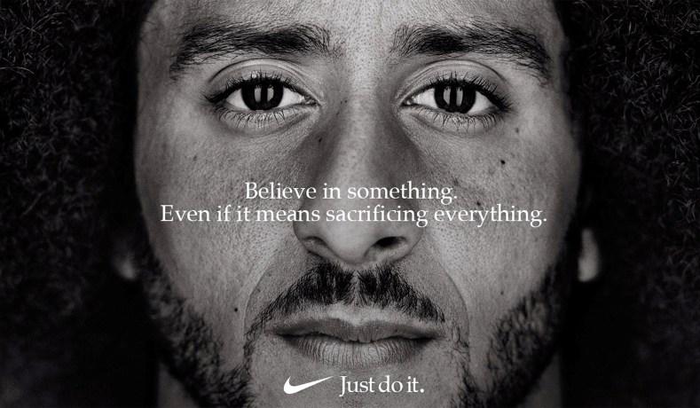 8f25b21548 Nike Colin Kaepernick Ad Proves Brands Should Avoid Politics ...