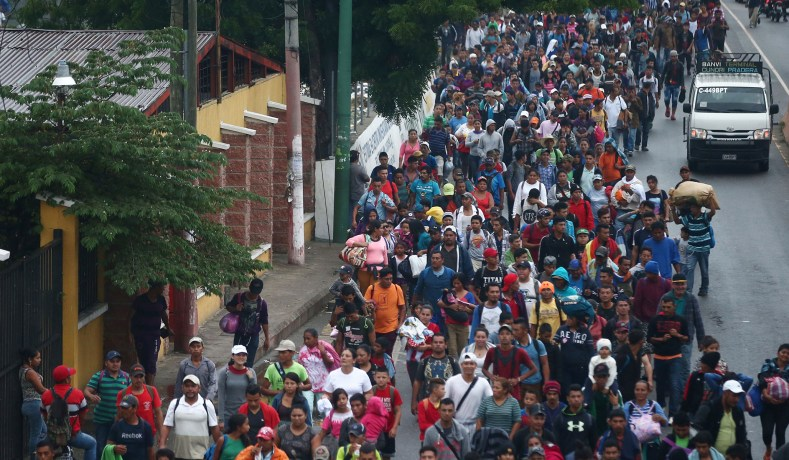 First 1,000 Troops Deployed to Southern Border