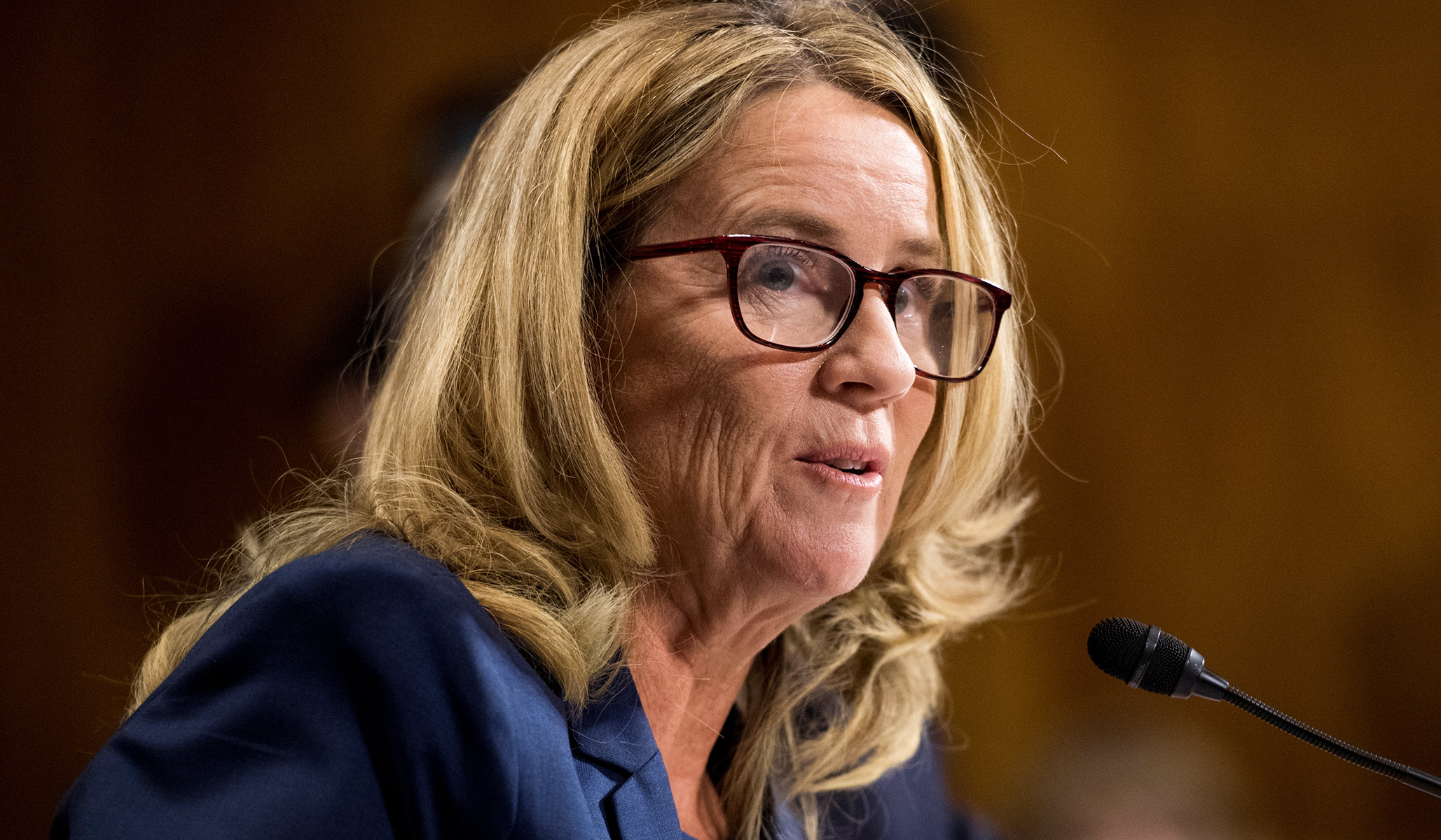 Ford's Ex-Boyfriend Contradicts Her on Polygraph