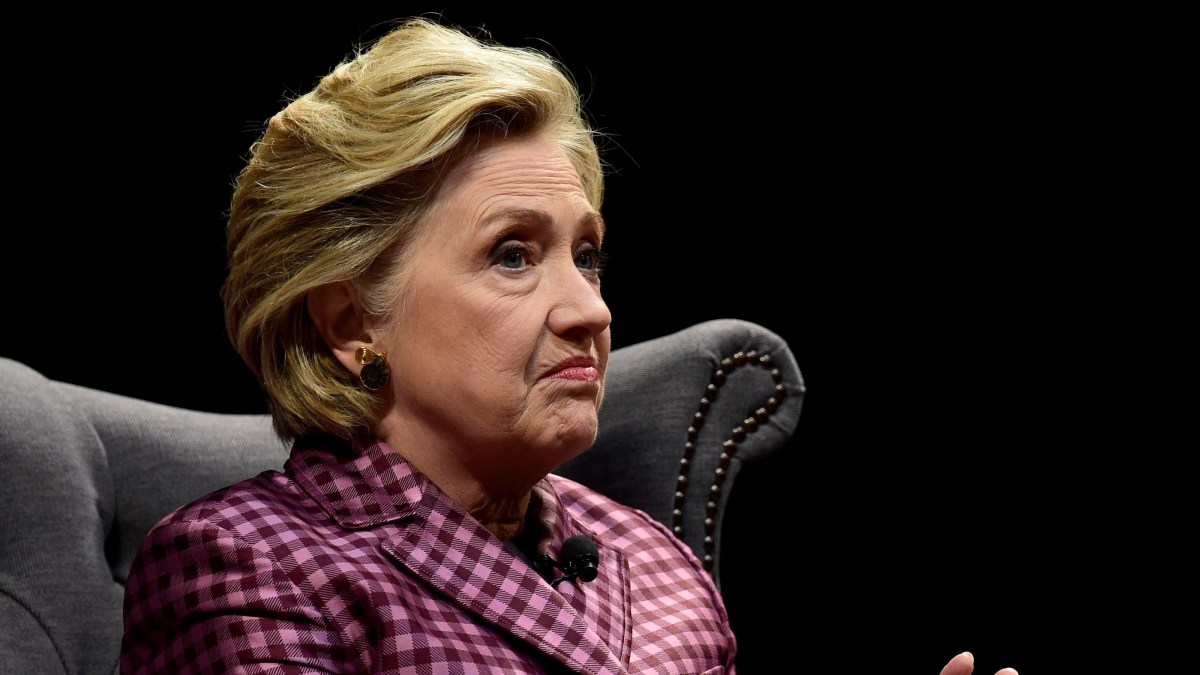 Run, Hillary, Run | National Review
