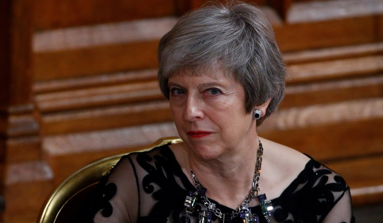 The Impossible Compromises of Theresa May