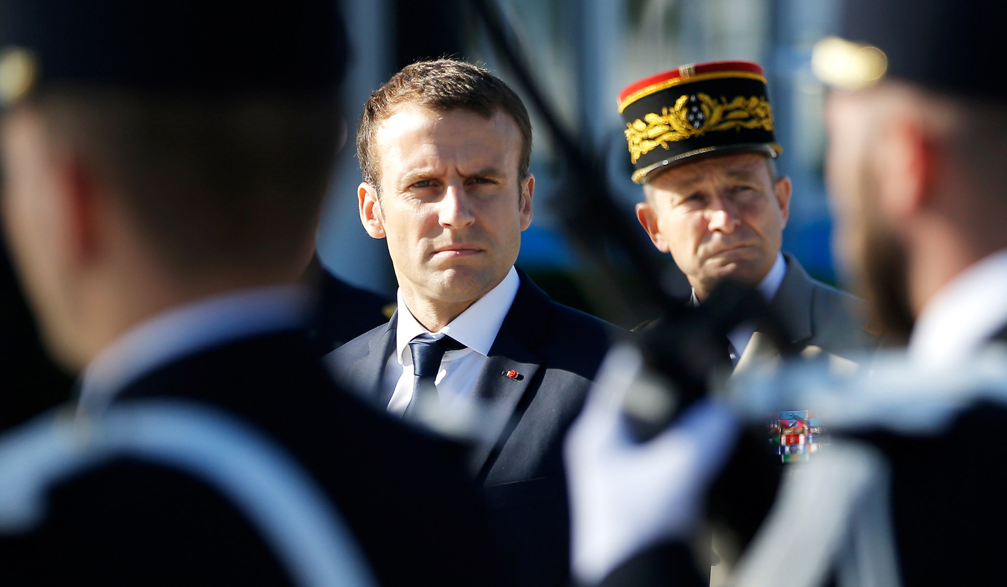 nationalreview.com - Victor Davis Hanson - Mad Meditations of Monsieur Macron