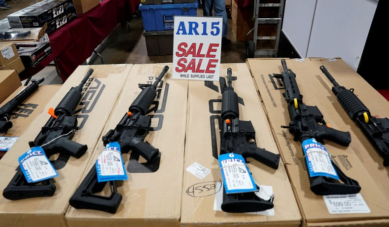 Semi-Automatic Con Regulations Resisted by NRA   National Review